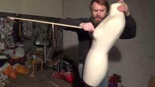 Как сделать стрелы для лука. Простой, но эффективный способ.(, 2014-01-15T09:35:51.000Z)