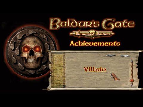 Villain - Baldur's