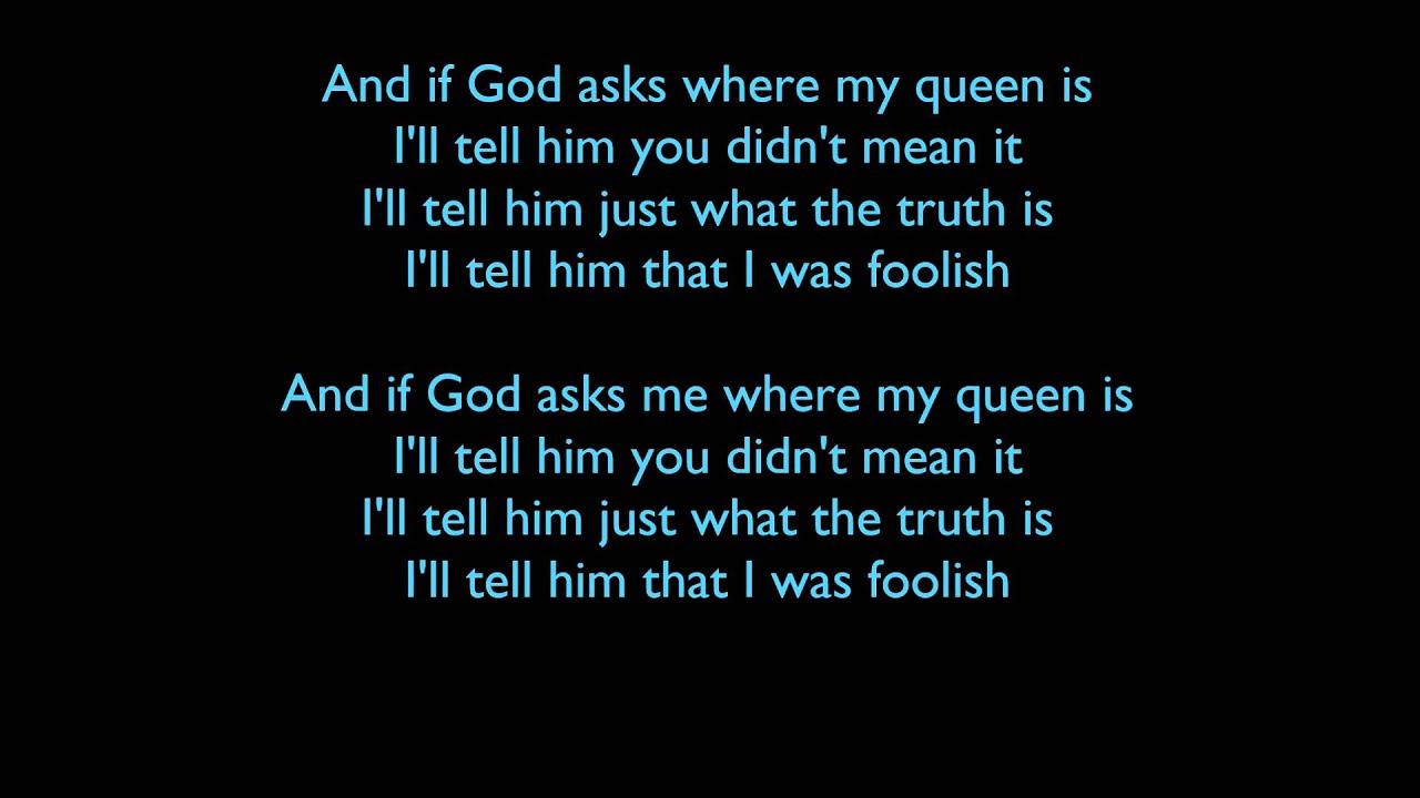Eyes By King 810 Lyrics Video Youtube
