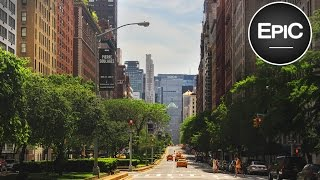 Park Avenue & Upper East Side - New York City, USA (HD)