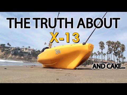 The Truth about the Malibu Kayaks X-13 Fishing Kayak