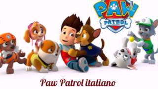 Paw Patrol - Sigla Completa - ITA