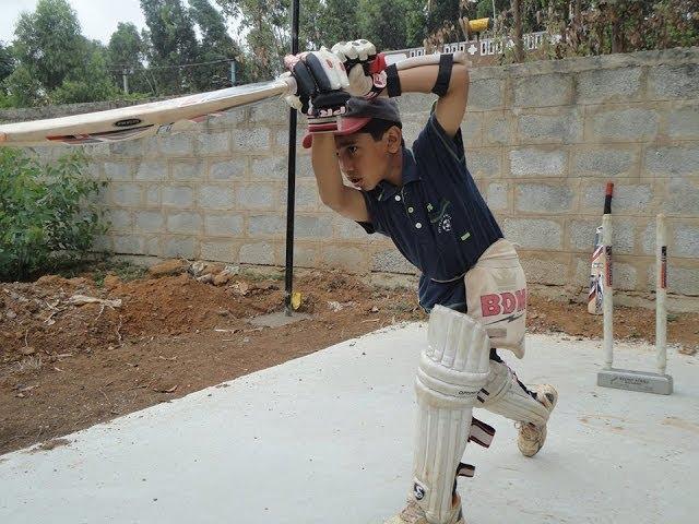 Rising Stars - Srujan Nandan Cricket