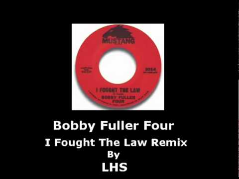 Bobby Fuller Four - I Fought The Law chiptune remix