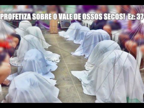 PEÇA VALE DE OSSOS SECOS (O Sobrenatural)