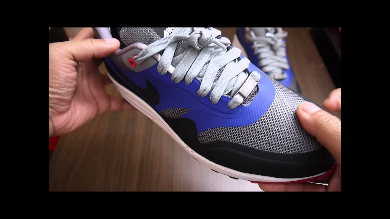 UnboxingReview Nike Air Max 1 London QS