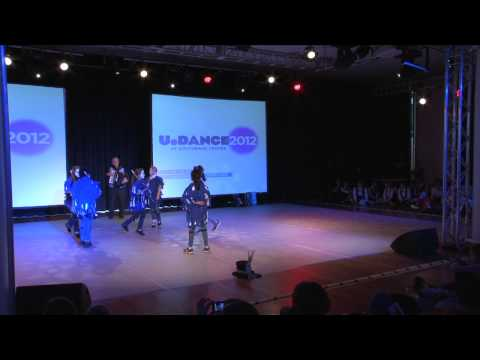 I Love English folk dance! U.Dance 2012 Appetizer performance