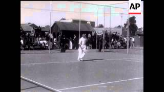 Brighter Tennis In South Africa