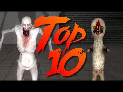 Top 10 SCP Mods In Garry's Mod
