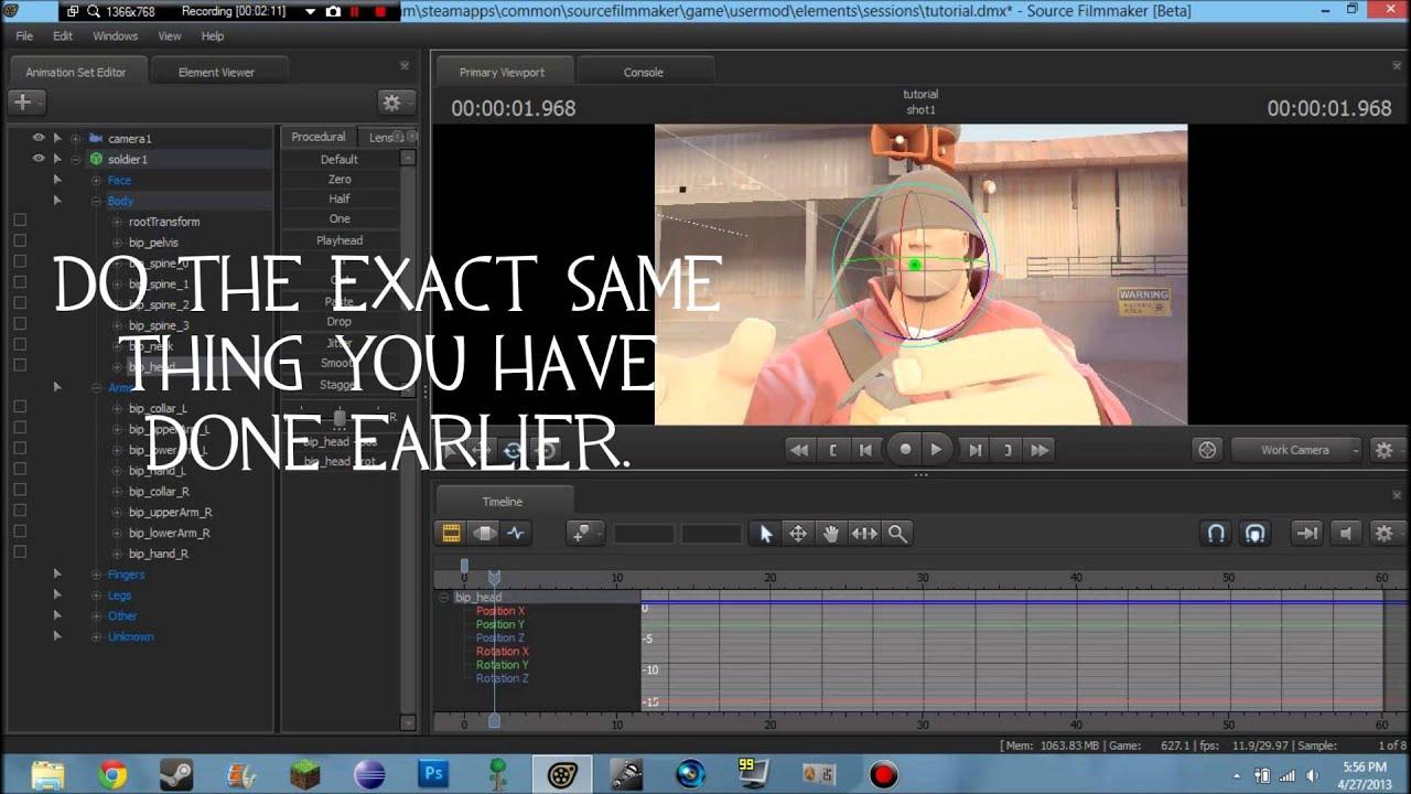 Source filmmaker tutorial pose to pose animation graph editor source filmmaker tutorial pose to pose animation graph editor youtube baditri Gallery