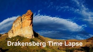 Drakensberg Mountains Time Lapse Photography, South Africa