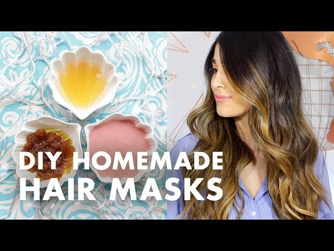 DIY Hair Masks You Need To Try