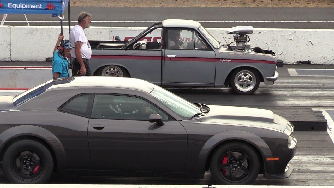 Download Built vs bought - drag racing