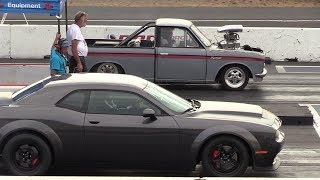 Built vs bought - drag racing