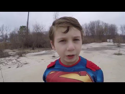 Batman V Superman: Dawn of Kid Justice!