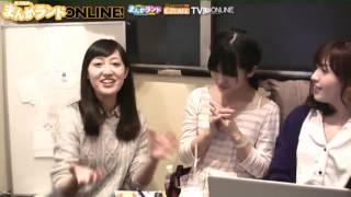 Recorded on 13/02/27 いねむり先生紹介澤村佳奈ちゃんゲスト愛沢舞美の...