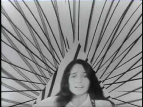 Joan Baez - Te ador (France, 1966)
