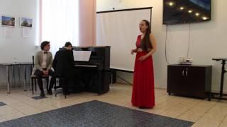 """Виктория Новик - """"Колыбельная Клары"""" из оперы """"Порги и Бесс"""" (Дж.Гершвин)"""