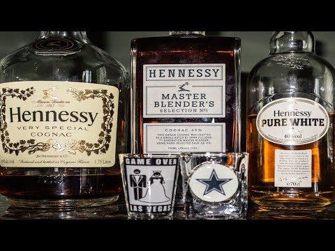 Hennessy Master Blender Select No1 Drunken Review Video