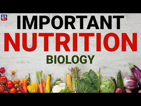 Important Nutrition | Biology | General Studies | All Compet