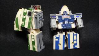 トランスフォーマー G1 ユキカゼ トレインボット 変形 重連合体戦士ライデン Transformers Yukikaze Raiden ゆきかぜ