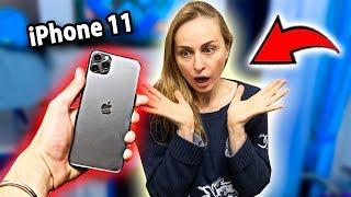 НЕОЖИДАННО ПОДАРИЛ МАМЕ iPHONE 11 PRO MAX ! ПРАНК с АЙФОН 11