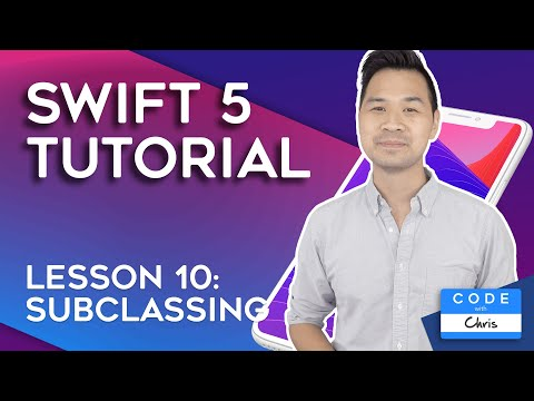 (2020)-swift-tutorial-for-beginners:-lesson-10-subclassing-and-inheritance