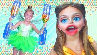 Princess Baby Rattle Race! | Funpop!