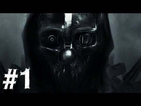 Dishonored The Knife of Dunwall Gameplay Walkthrough Part 1 - Delilah - Mission 1