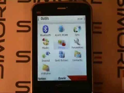 Nokia N96 - Double carte SIM Simore pour Nokia N96