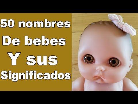 50 nombres ORIGINALES de bebés con los SIGNIFICADOS más HERMOSOS del mundo