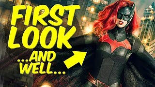 Batwoman First Look And Well.....