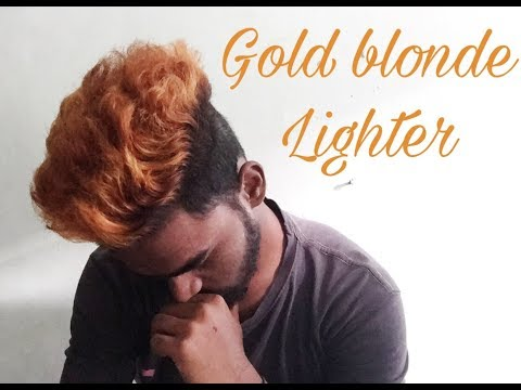 My new hair color | Blonde Lighter | hairstyle+hair color | Shaddy Xec