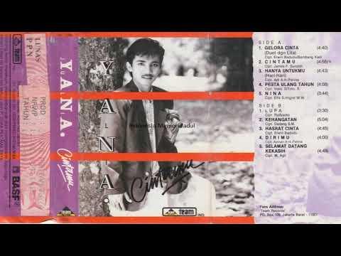Yana Julio Album Cintamu 1989 Gelora Cinta