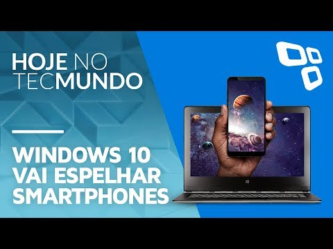 Vídeos do Face e Insta no Whats, Windows 10 espelhando smartphones e mais - Hoje no TecMundo