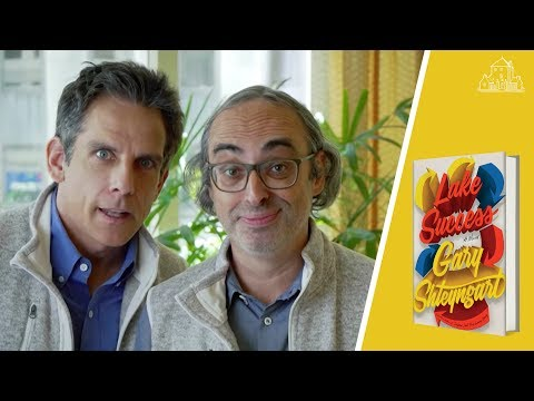 Be recruited by Ben Stiller and Gary Shteyngart! | Book Trailer for Lake Success