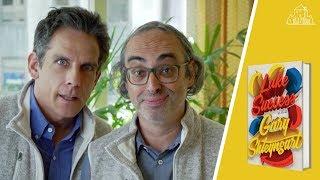 Be recruited by Ben Stiller and Gary Shteyngart!   Book Trailer for Lake Success
