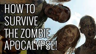 How To Survive the Zombie Apocalypse - EPIC HOW TO thumbnail