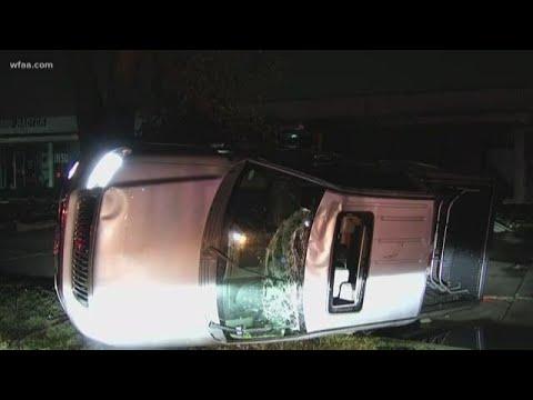 Ashlee - Destructive Tornado Touches Down In Dallas TX (Video)