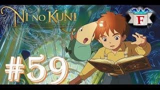 [FR] Ni No Kuni -  Le Vrai Mnémo - Episode 59 Walkthrough / Let's play