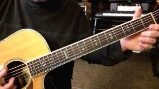 Alternate Tuning EG#D#EG#D# - Key G# Natural Minor