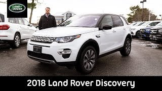 2018 Land Rover Discovery - Video Tour with Sam