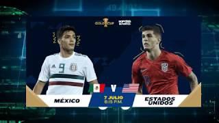 MÉXICO VS ESTADOS UNIDOS EN VIVO/LIVE STREAM MEXICO VS USA