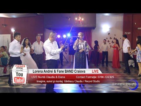 Lorena Andrei Fane Band Craiova Live Sarba Muzica De Petrecere