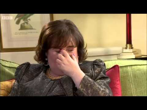 Susan Boyle ~ Intimately Reflects on Past & Present w/Fern B