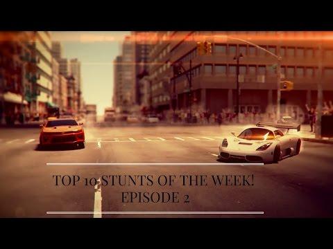 ASPHALT 8 TOP 10 STUNTS OF THE WEEK #2