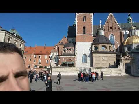 Clips of Krakow: Wawel Castle/Cathedral_Episode 2