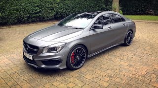 5 Reasons to SELL My CLA 45 AMG