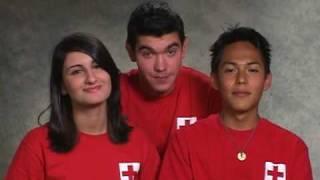 American Red Cross Youth Volunteers