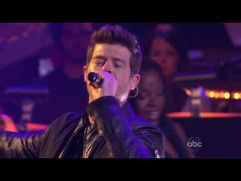 Robin Thicke: Sidestep (Dancing W/the Stars)